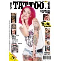 Tattoo.1 Tribal 83 Jan/Fév 2015