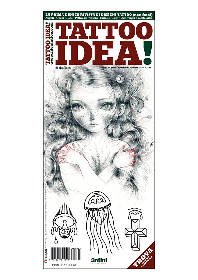 idea tattoo 194 Disegna una clessidra in stile traditional