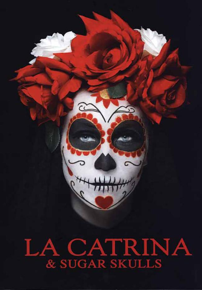 la catrina   sugar skull Disegni Tattoo   Donna teschio