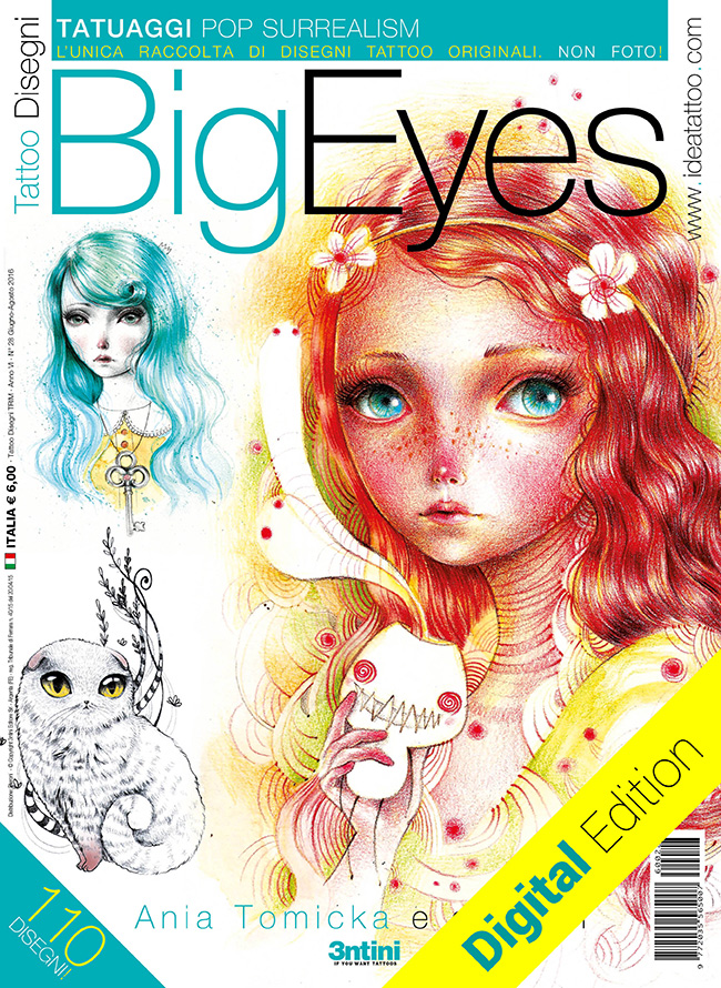 tattoo disegni 28 big eyes cover dig Big Eyes. From art galleries to tattoos