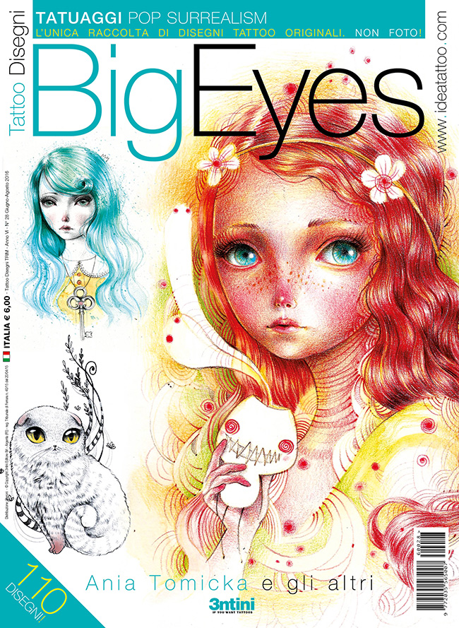 tattoo disegni 28 big eyes cover Big Eyes. From art galleries to tattoos