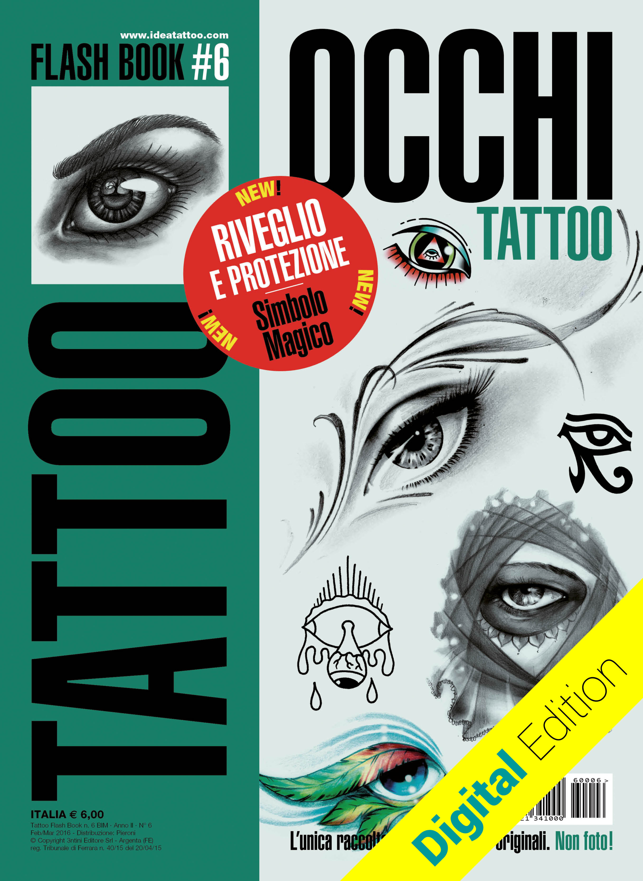 tattoo flash 6 occhi cover dig Meaning and symbolism of the eye in the tattoo history