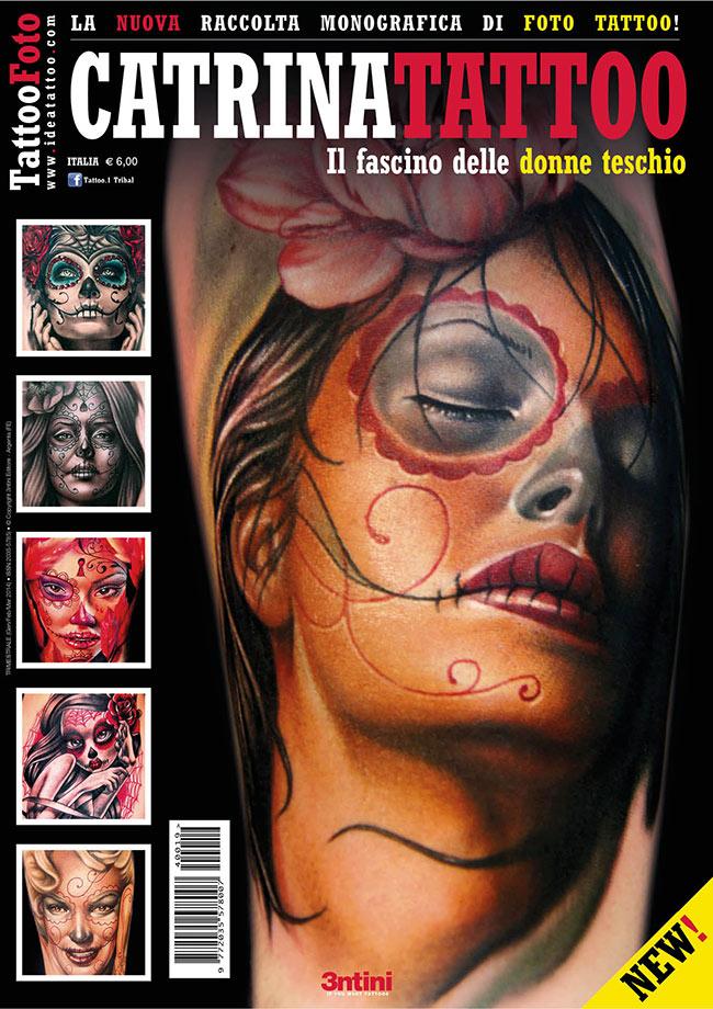 tattoo foto 20 c 1 Disegni Tattoo   La Catrina