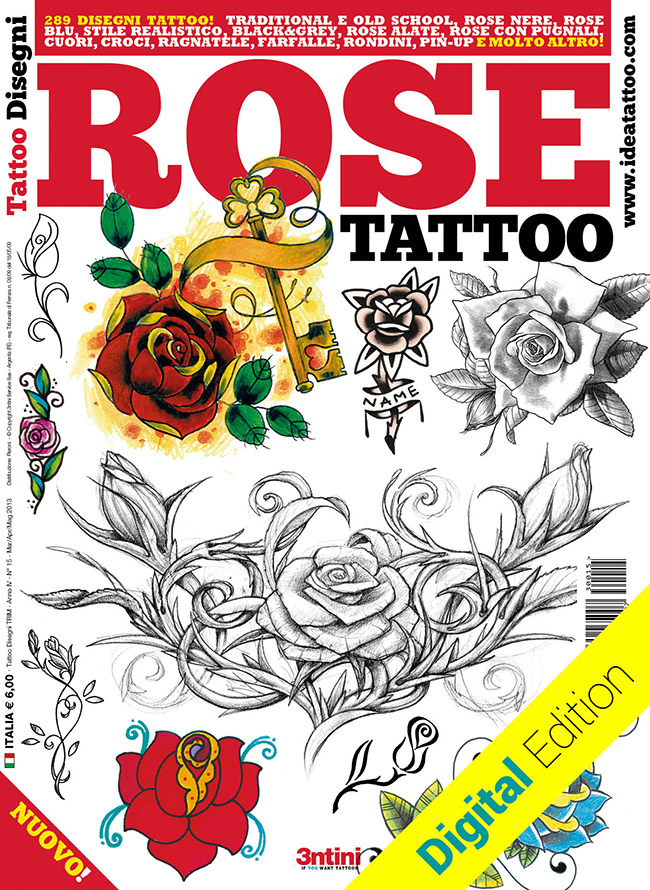tattoo disegni rose Disegni Tattoo   Rose