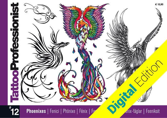 tattoo professionist fenice phoenix Disegni tattoo   Uccelli
