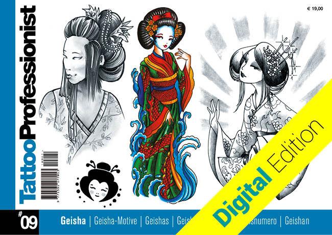 tattoo professionist geisha Disegni tattoo   Geisha